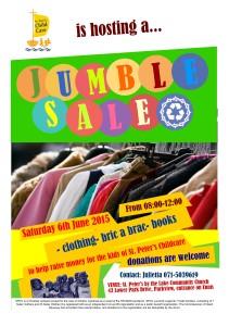 SPCC Jumble Sale